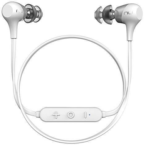 Auriculares Optoma NuForce Be2 Blancos